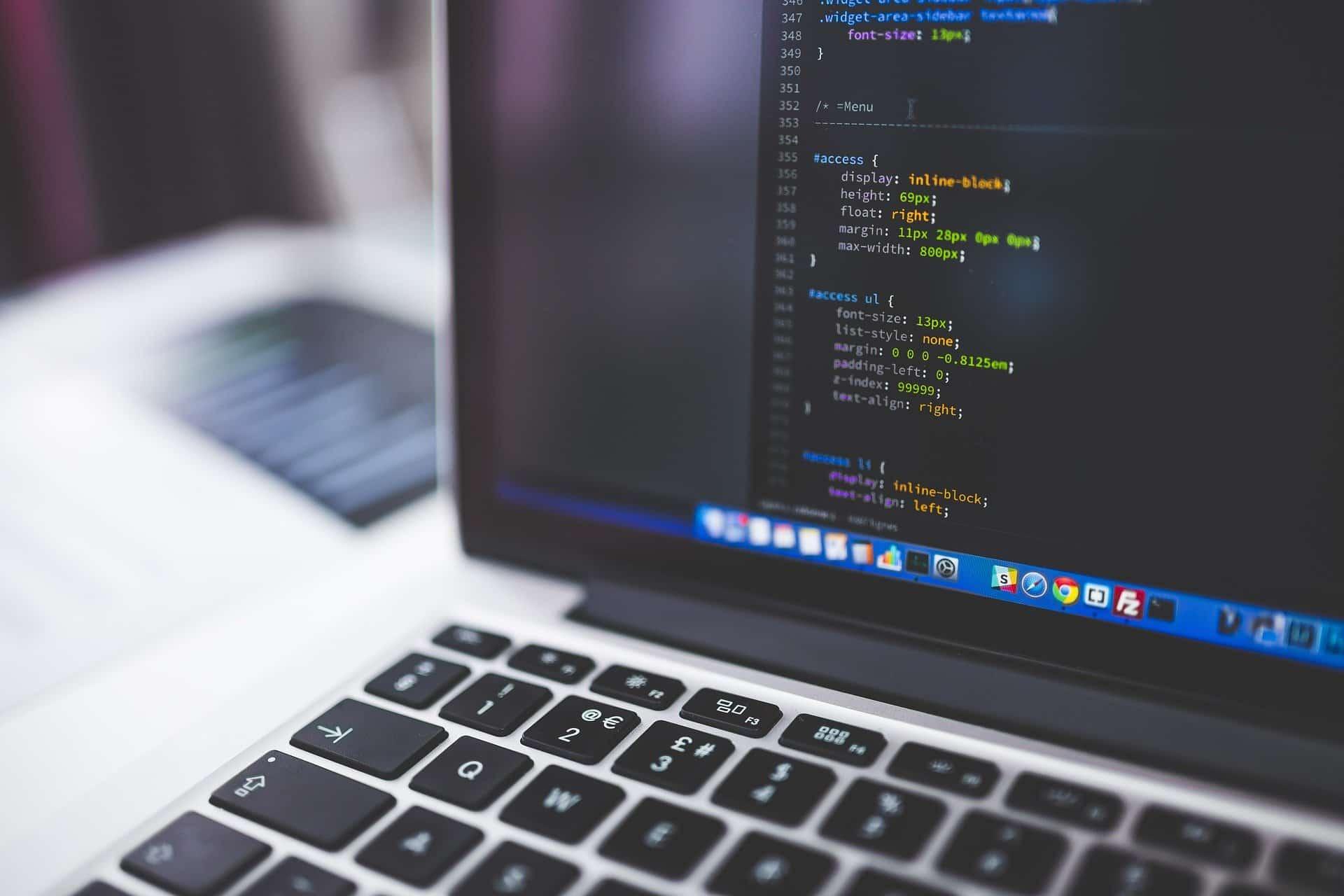 Création de logiciels